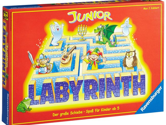 Junior Labyrinth Bild 1