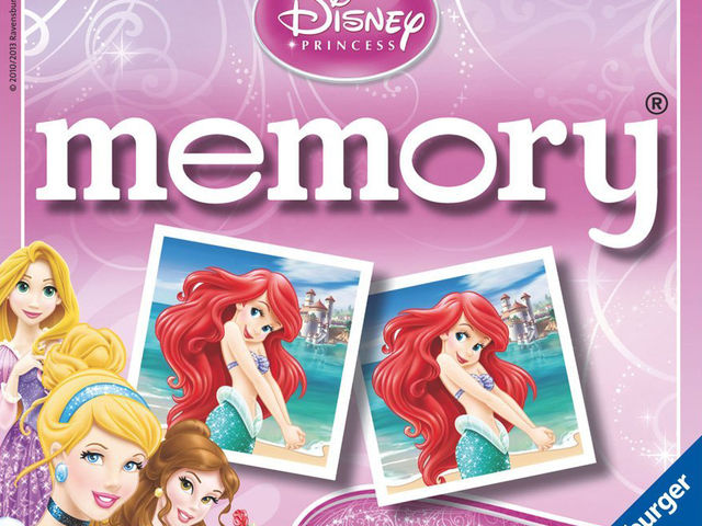 Disney Princess Memory Bild 1