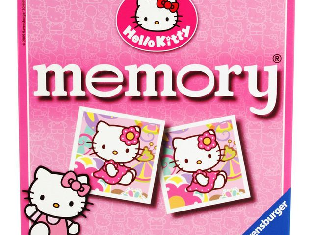 Hello Kitty Memory Bild 1