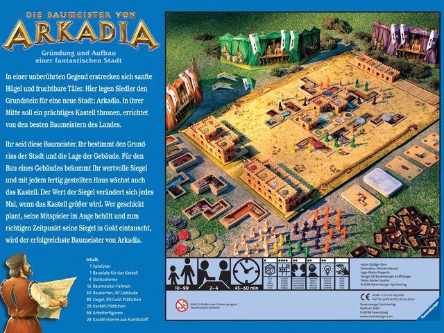Die Baumeister von Arkadia Bild 1