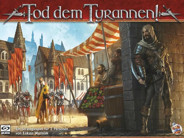 Bild zu Alle Brettspiele-Spiel Tod dem Tyrannen!
