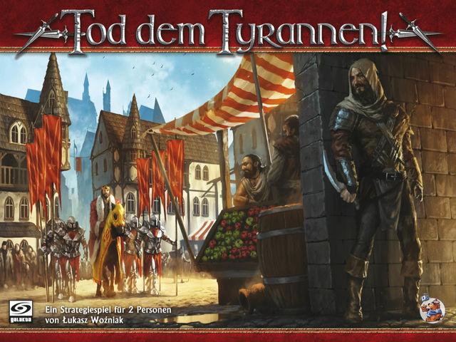 Tod dem Tyrannen! Bild 1