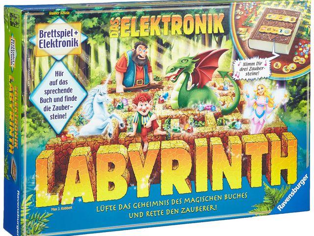 Das Elektronik Labyrinth Bild 1