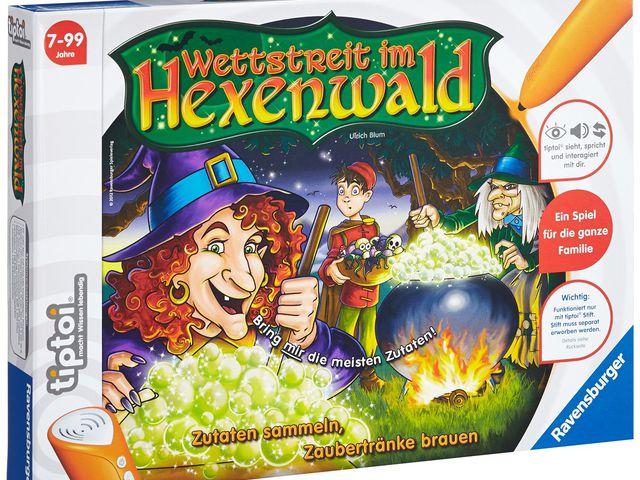 Wettstreit im Hexenwald Bild 1
