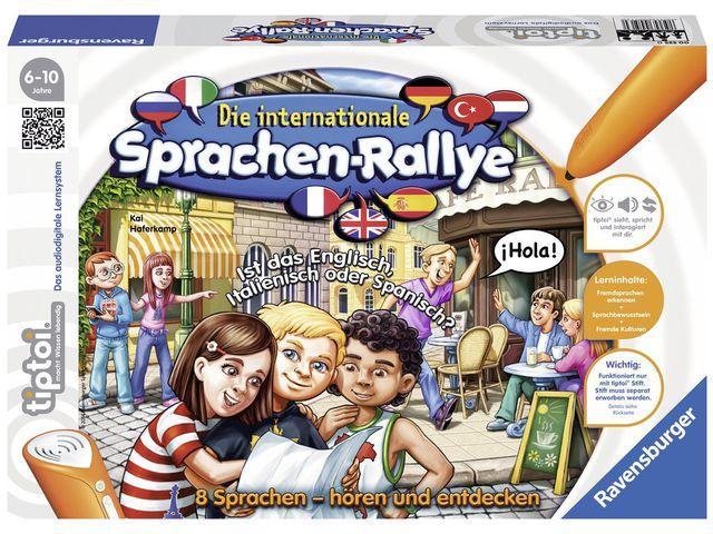 Die internationale Sprachen-Rallye Bild 1