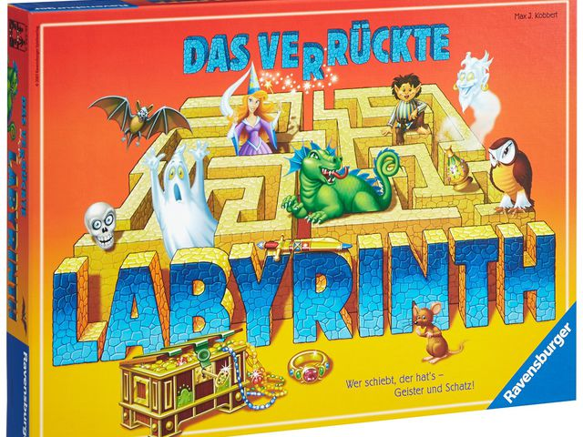 Das verrückte Labyrinth Bild 1