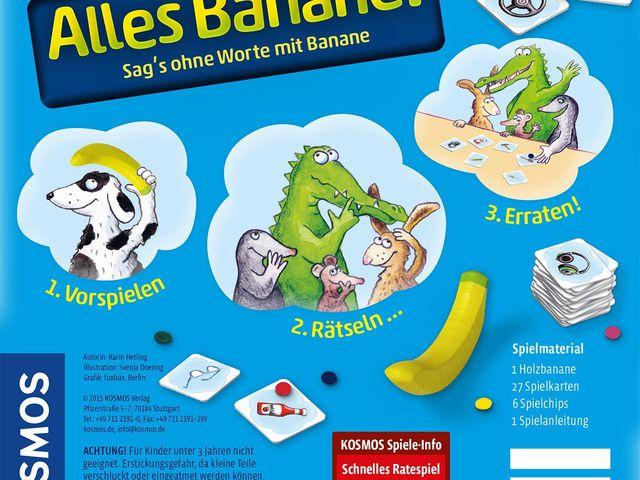 Alles Banane! Bild 1