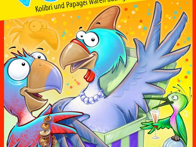 Alle Vögel sind schon da! Bild 1