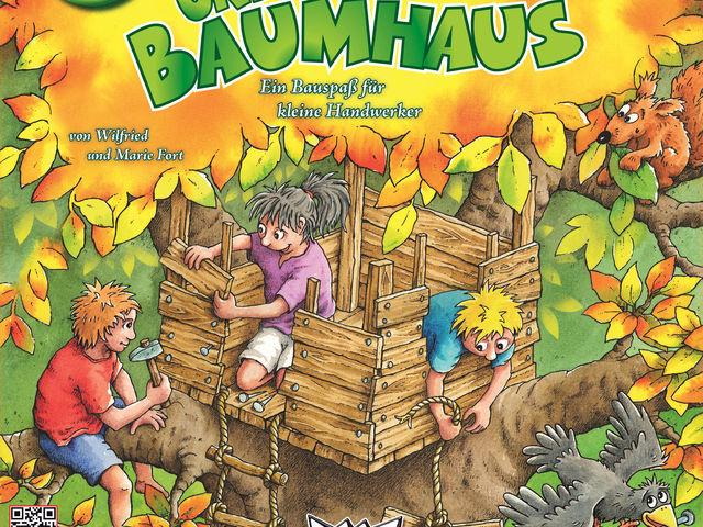 Unser Baumhaus Bild 1