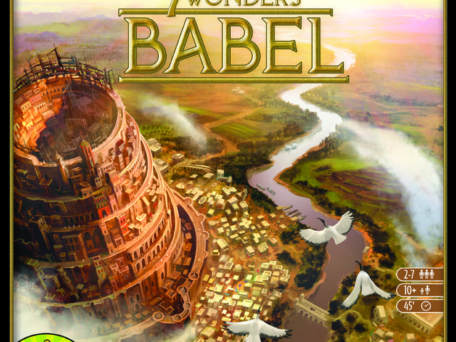 7 Wonders: Babel Bild 1