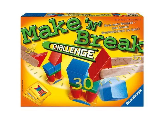 Make 'n' Break Challenge Bild 1