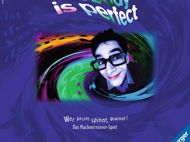 Nobody is perfect Bild 1