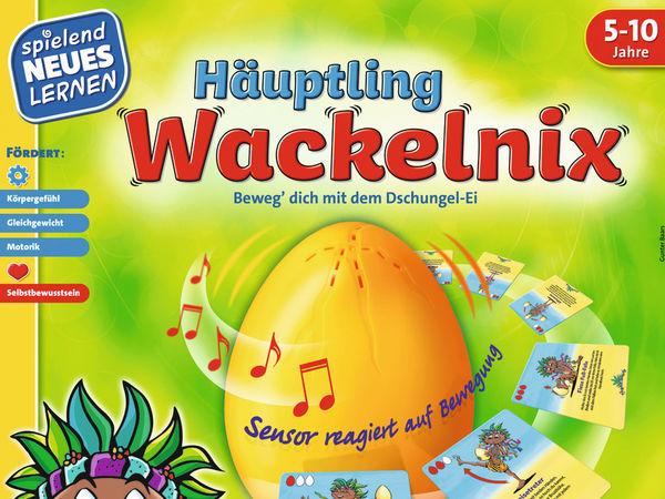 Bild zu Alle Brettspiele-Spiel Häuptling Wackelnix