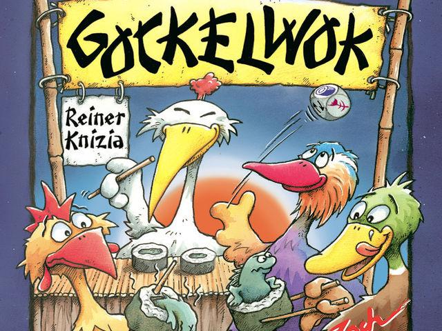 Sushizock im Gockelwok Bild 1