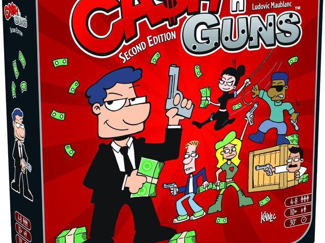 Cash & Guns: Zweite Edition Bild 1