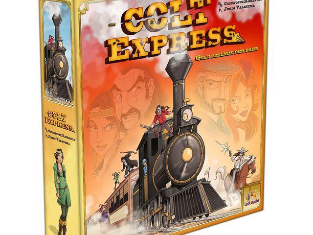 Colt Express Bild 1
