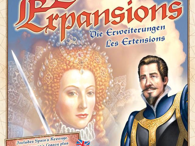 Francis Drake: Die Erweiterung Bild 1