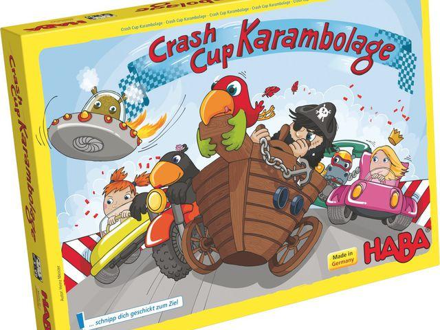 Crash Cup Karambolage Bild 1