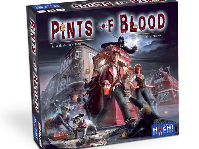 Pints of Blood Bild 1