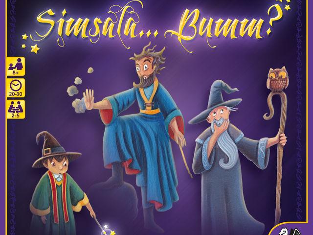 Simsala… Bumm? Bild 1