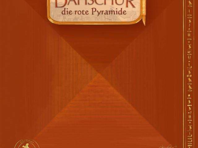 Dahschur: die Rote Pyramide Bild 1