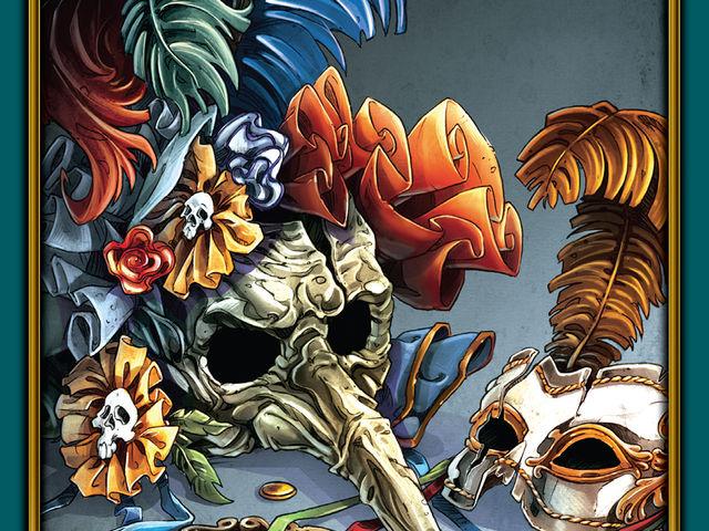 Mascarade: Erweiterung Bild 1