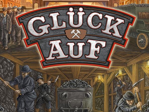 Bild zu Alle Brettspiele-Spiel Glück auf