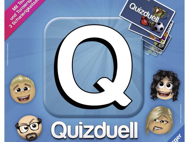 Quizduell: Das Brettspiel Bild 1