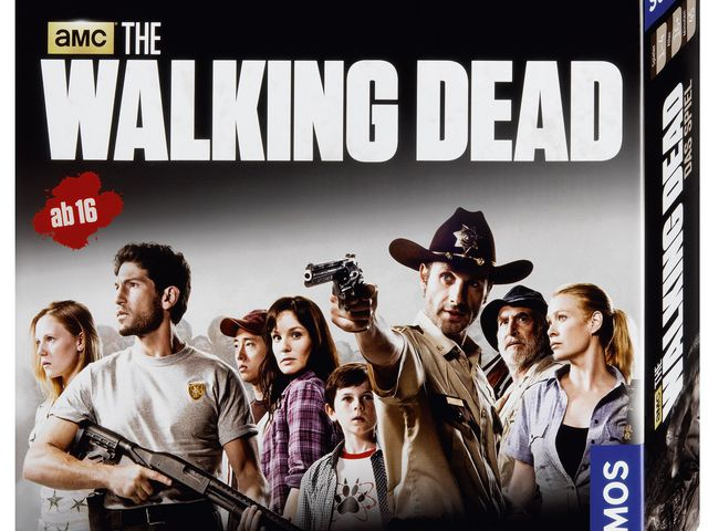 The Walking Dead: Das Spiel Bild 1