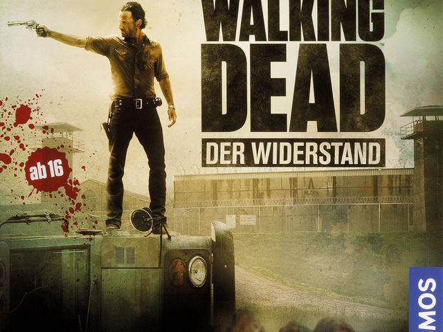 The Walking Dead: Der Widerstand Bild 1