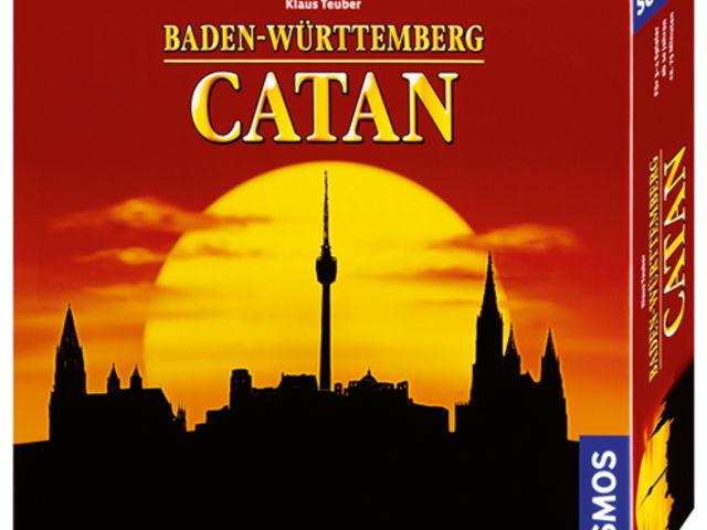 Baden-Württemberg Catan Bild 1