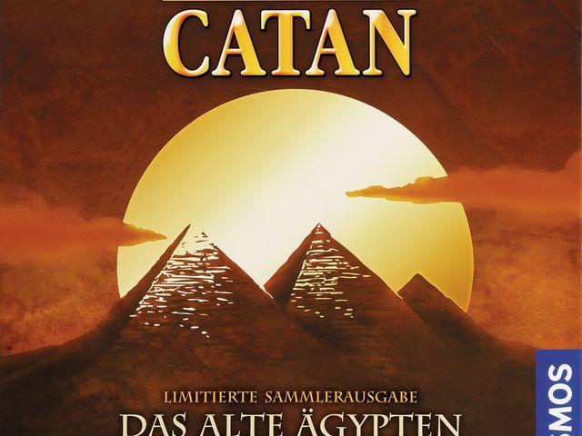 Die Siedler von Catan: Das alte Ägypten Bild 1