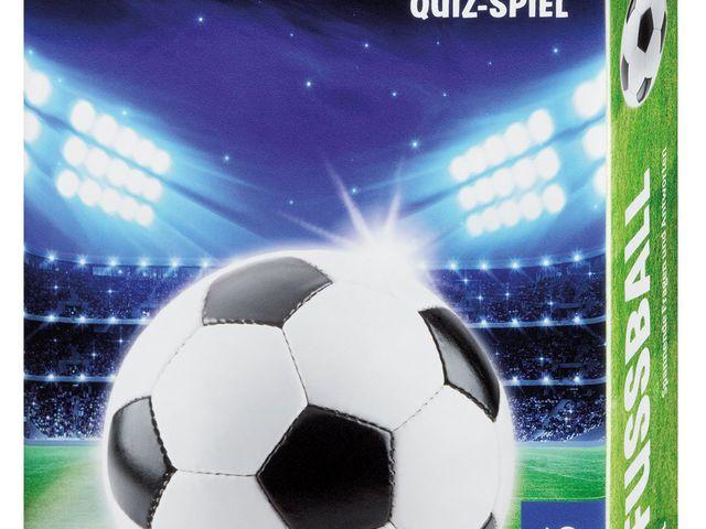 Was ist was: Fußball-Quiz Bild 1