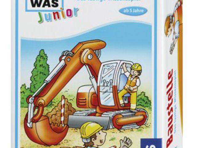 Was ist was - Junior: Baustelle Bild 1