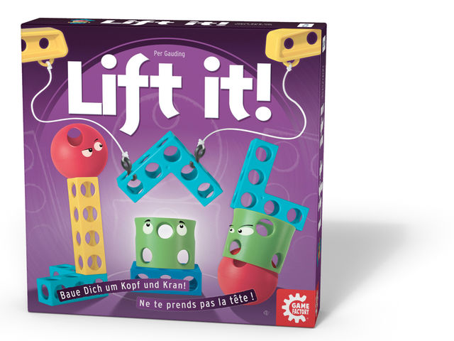 Lift It! Bild 1