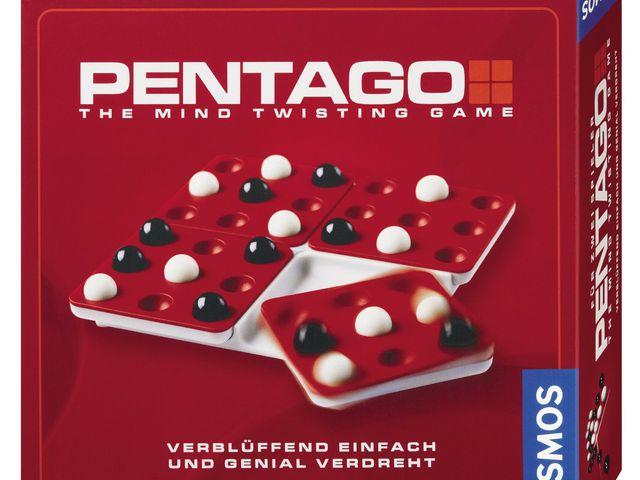 Pentago Bild 1