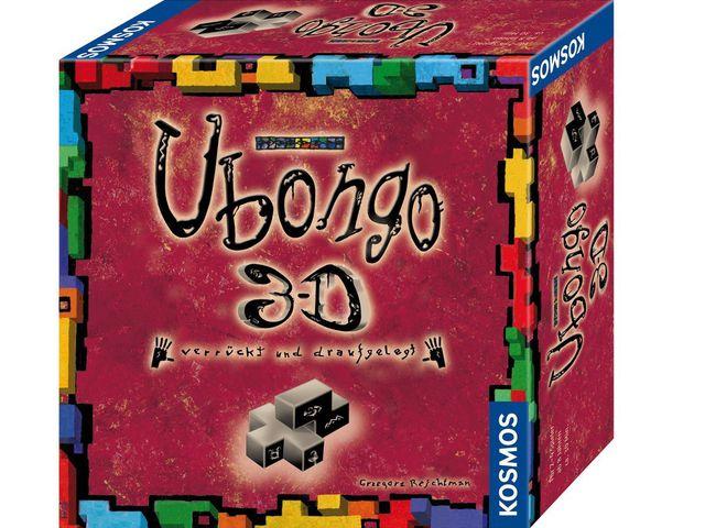 Ubongo 3D Bild 1