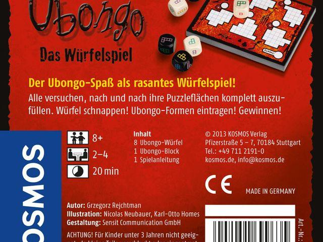 Ubongo: Das Würfelspiel Bild 1
