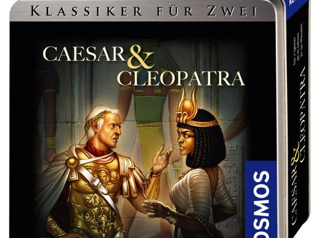 Caesar & Cleopatra Bild 1