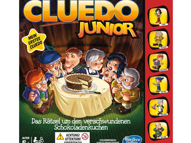 Cluedo Junior Bild 1