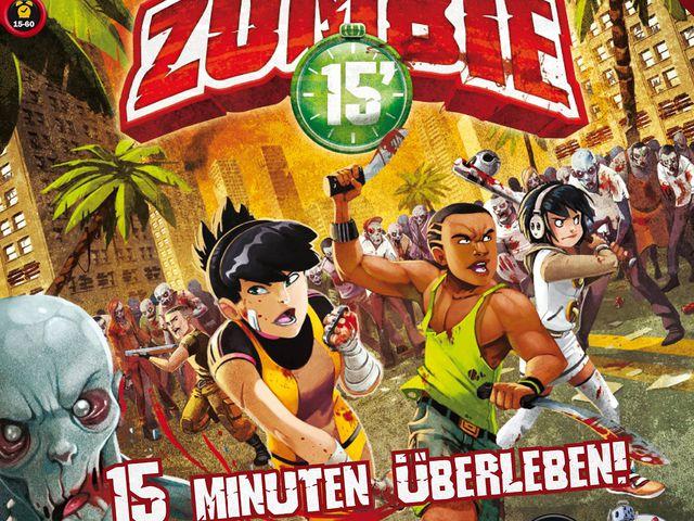 Zombie 15' Bild 1