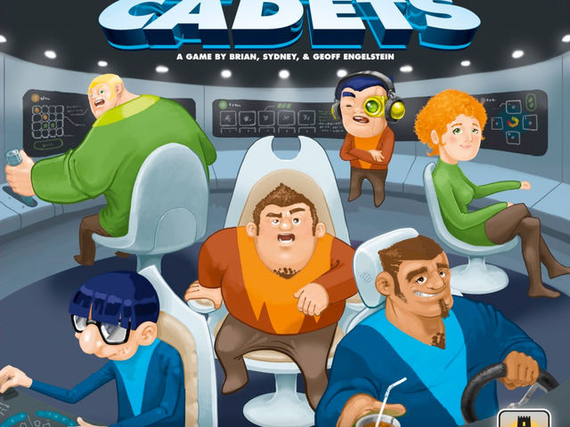 Space Cadets Bild 1
