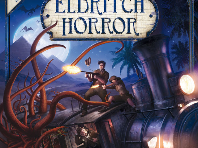 Eldritch Horror Bild 1