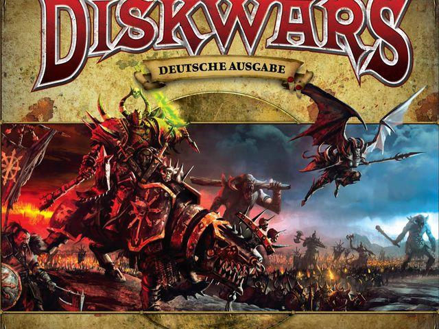 Warhammer Diskwars Bild 1