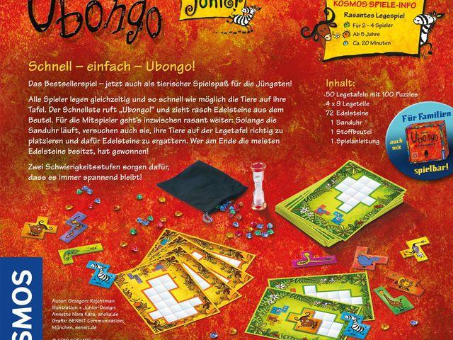 Ubongo Junior Bild 1