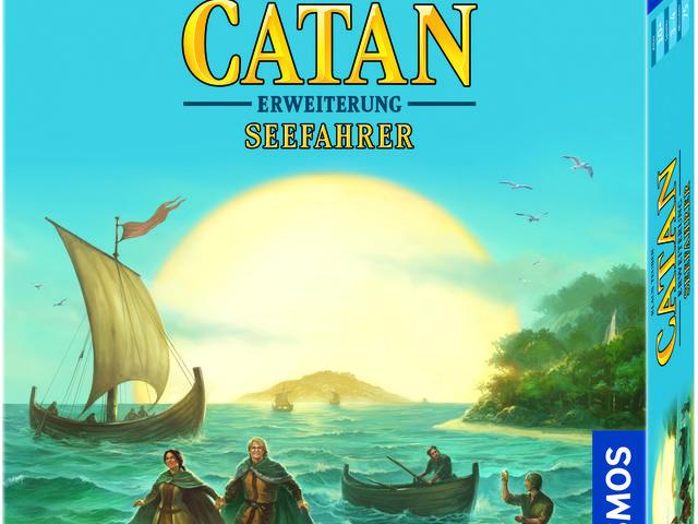 Catan: Erweiterung - Seefahrer Bild 1