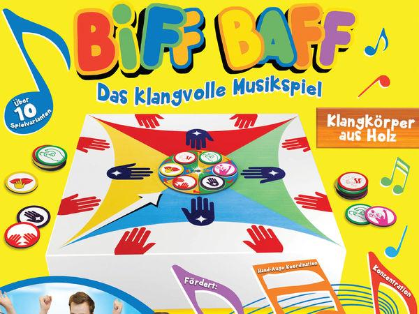 Bild zu Alle Brettspiele-Spiel Biff Baff Musikspiel