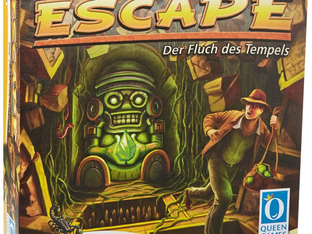 Escape: Der Fluch des Tempels Bild 1