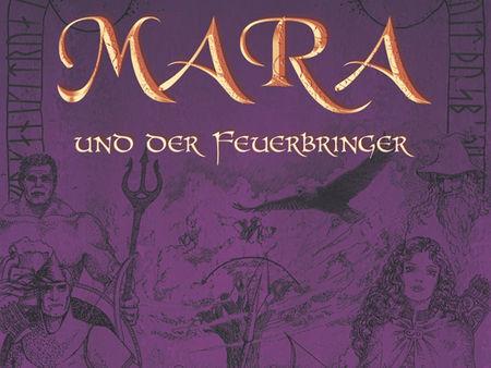 Mara und der Feuerbringer: das Kartenspiel