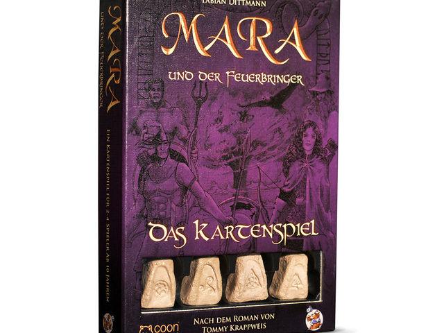 Mara und der Feuerbringer: das Kartenspiel Bild 1
